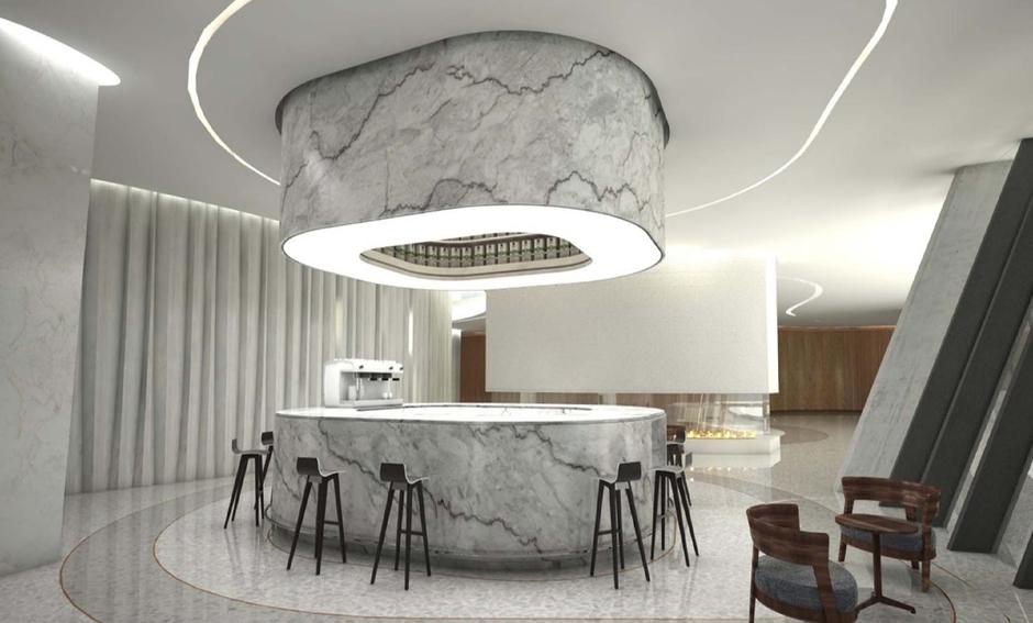 OBrien Lighting Cutting Edge Design In Miami
